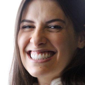 WhatsApp rosto de mulher sorriso Dr Alysson Resende