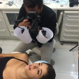 A importância da fotografia na odontologia, Diga: Xis!