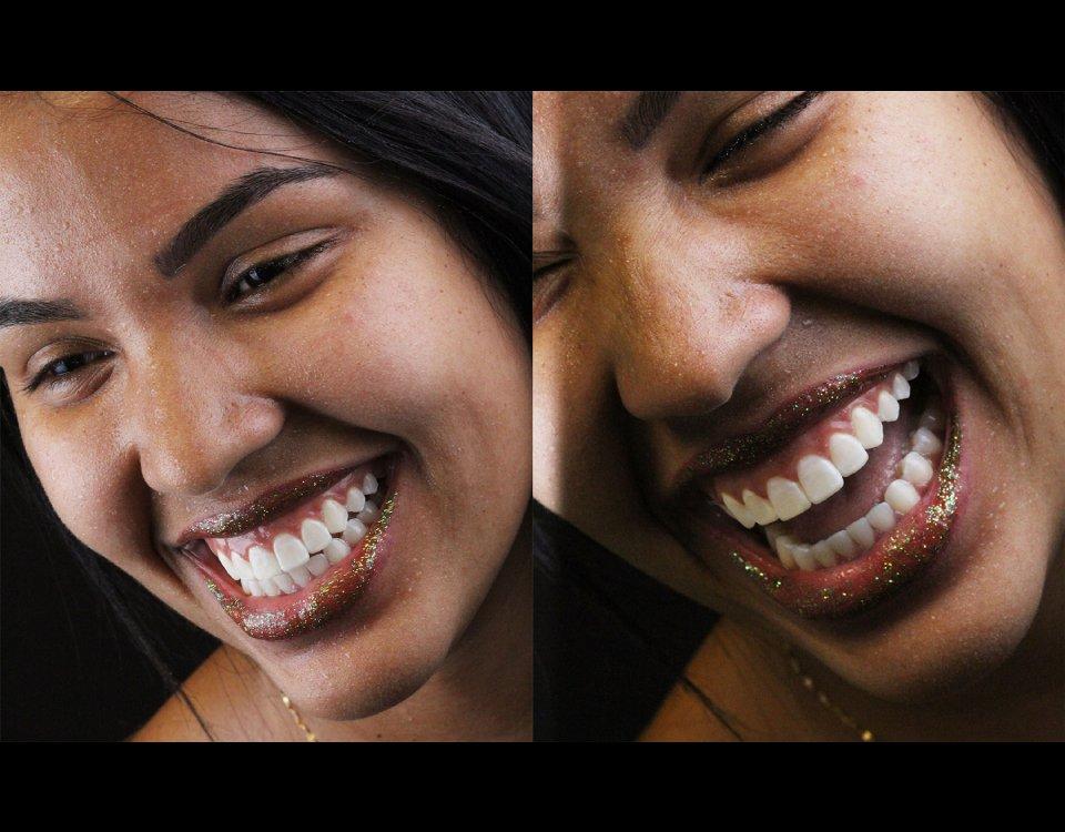 Ivaneide Júnia Gonçalves Santos, sorrisos em cada detalhe